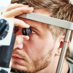 Ophthalmology Concept